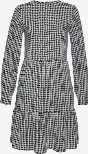 TAMARIS Kleid in schwarz / weiß, Produktansicht