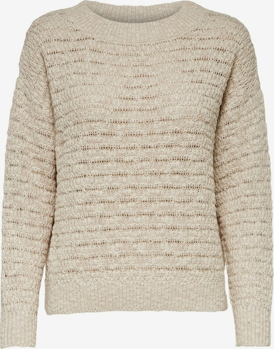 SELECTED FEMME Pullover in creme, Produktansicht