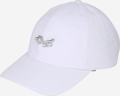 Röhnisch Czapka sportowa w kolorze srebrny / białym, Podgląd produktu