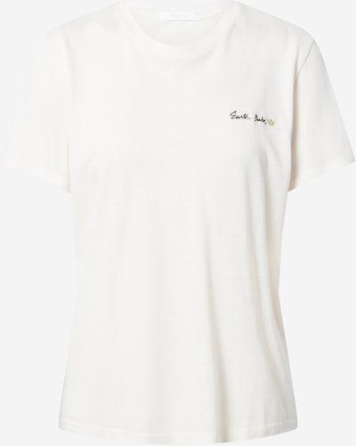 Boyish T-shirt 'LENNON' en noir / blanc, Vue avec produit