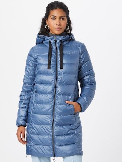 ESPRIT Zimski plašč | modra barva, Prikaz modela