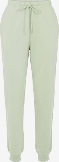 PIECES Pantalon de sport 'STELLA' en vert pastel, Vue avec produit