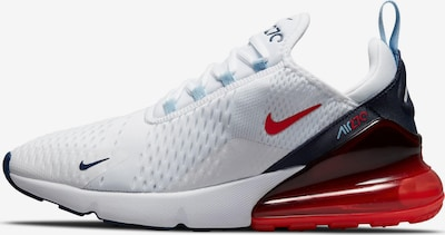 fehér Nike Sportswear Rövid szárú edzőcipők 'AIR MAX 270', Termék nézet