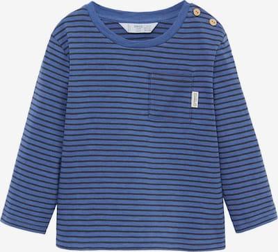 MANGO KIDS Shirt 'IVAN' in de kleur Blauw / Navy, Productweergave