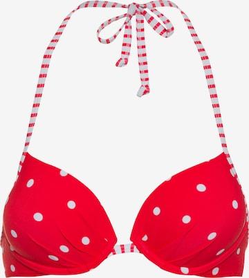 s.Oliver Bikini Top 'Audrey' in Red