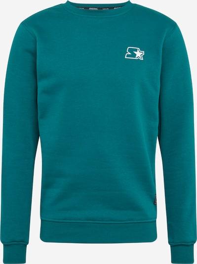 Starter Black Label Sportisks džemperis degvielas krāsas / balts, Preces skats