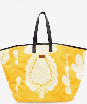 Kamoa Strandtasche in Gelb