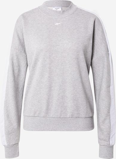 Reebok Classic Sweat-shirt en gris, Vue avec produit