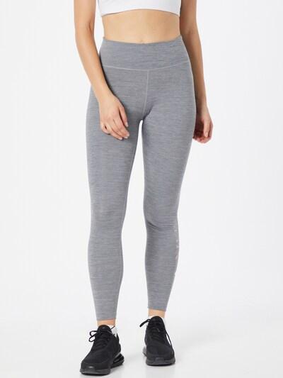NIKE Sporthose in graumeliert, Modelansicht
