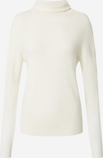Pulover 'Fatenas' BOSS pe alb, Vizualizare produs