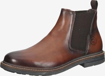 bugatti Chelsea-saapad, värv pruun