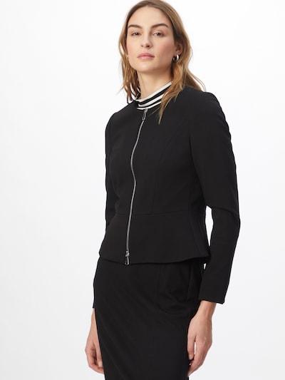 TAIFUN Kavaj i svart, På modell