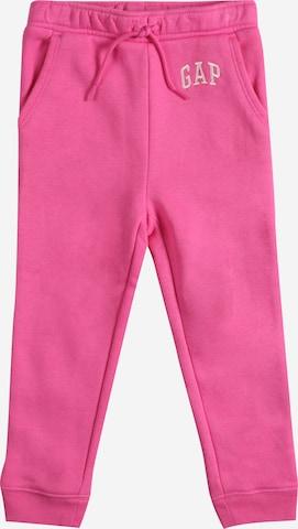 rozā GAP Bikses 'FASH'