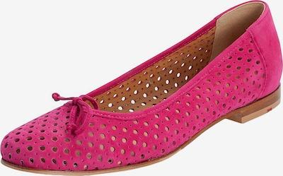 LLOYD Slipper mit Lochprägung in pink, Produktansicht