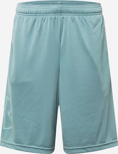 UNDER ARMOUR Športne hlače 'Tech' | žad barva, Prikaz izdelka