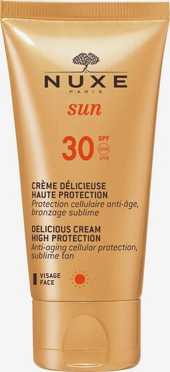 Nuxe Sunscreen 'Delicious' in yellow gold / Fire red / Black, Item view