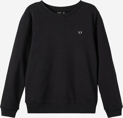 NAME IT Sweatshirt in Black, Item view