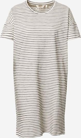 basic apparel Mekko 'Saga' värissä musta / valkoinen, Tuotenäkymä