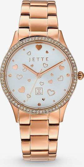 JETTE Uhr in pink, Produktansicht