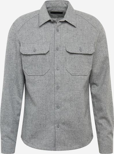 DRYKORN Overhemd in de kleur Grijs gemêleerd, Productweergave