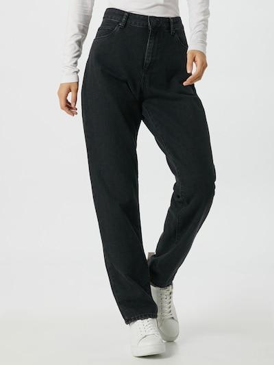 ARMEDANGELS Jeans in black denim: Frontalansicht