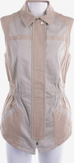 Versace Jeans Weste in S in beige, Produktansicht