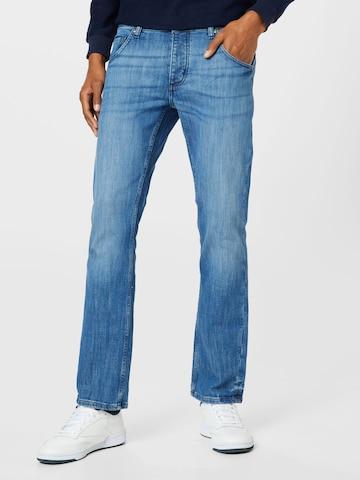 MUSTANG Jeans 'Michigan' in Blau