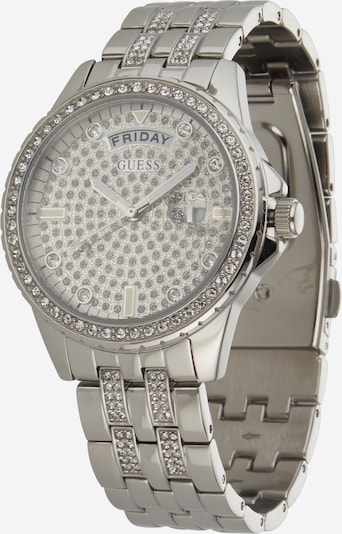 GUESS Analog watch 'COMET' in Silver, Item view