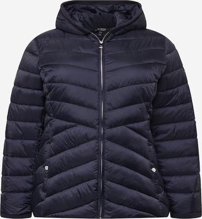 Lauren Ralph Lauren Jacke in dunkelblau, Produktansicht