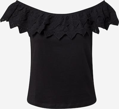 ONLY Camiseta 'Jella' en negro, Vista del producto