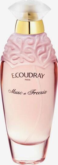 E. Coudray Eau de Toilette 'Musc et Freesia' in transparent, Produktansicht