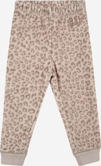 GAP Pantalon en beige / camel, Vue avec produit