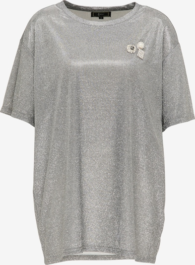 faina Oversized shirt in Silver, Item view