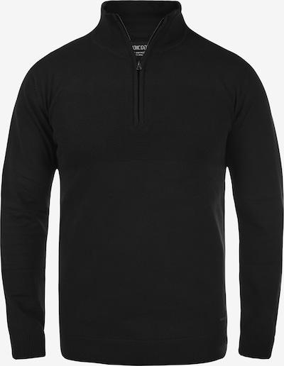 INDICODE JEANS Pullover 'Erno' in schwarz, Produktansicht
