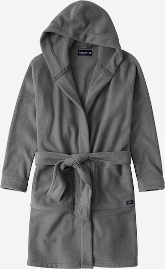 Abercrombie & Fitch Kratek kopalni plašč | pegasto siva barva, Prikaz izdelka