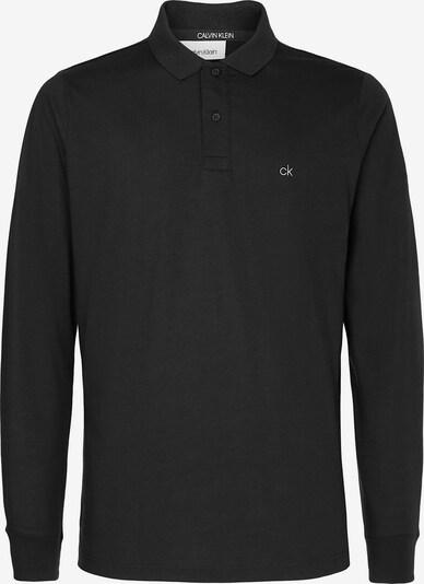 Calvin Klein Poloshirt in schwarz, Produktansicht