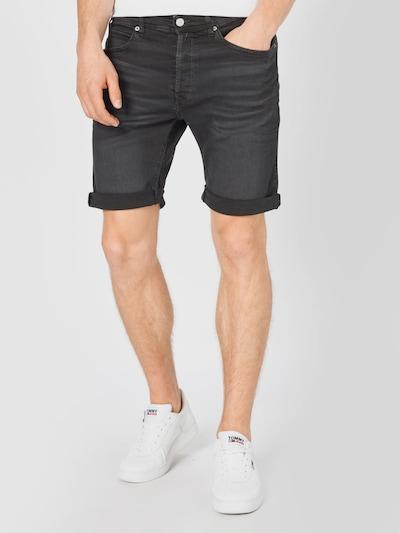 REPLAY Shorts in schwarz, Modelansicht