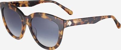 GANT Gafas de sol en marrón / marrón oscuro / gris oscuro, Vista del producto