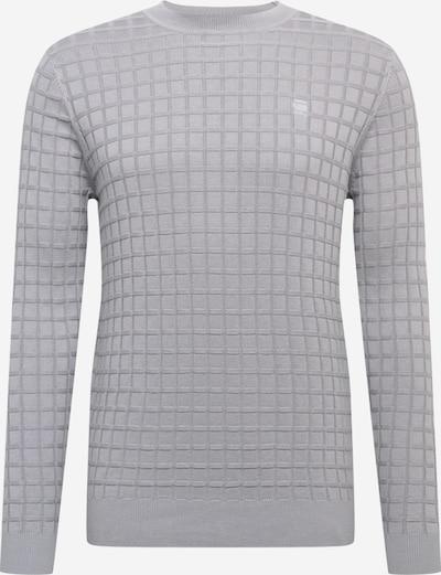 G-Star RAW Pullover i sølvgrå, Produktvisning