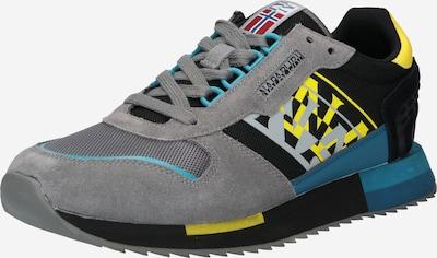Sneaker low 'VIRTUS' NAPAPIJRI pe azuriu / galben / gri, Vizualizare produs