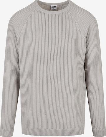 Urban Classics Sweter w kolorze szary