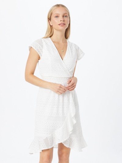 VERO MODA Kleid 'HONEY' in offwhite, Modelansicht