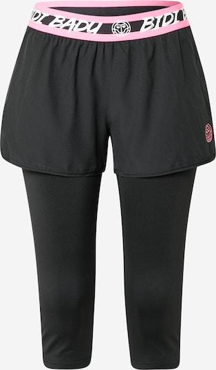 BIDI BADU Sporthose 'Kara Tech' in hellpink / schwarz, Produktansicht