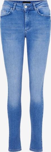 PIECES Jeans 'DELLY' in de kleur Blauw denim, Productweergave