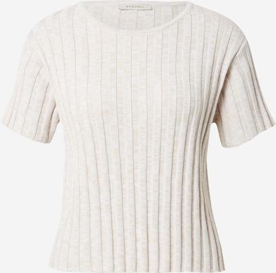Ragdoll LA Pullover in beigemeliert, Produktansicht