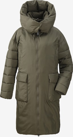 Didriksons Winter Coat 'MELINA' in Green