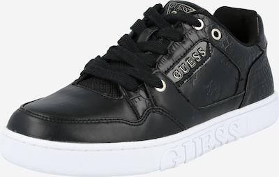 GUESS Sneakers laag 'JULIEN2' in de kleur Zwart, Productweergave