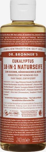 Dr. Bronner's Naturseife 'Eukalyptus 18-in-1' in transparent, Produktansicht