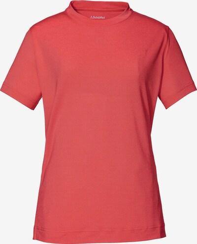 Schöffel Sportshirt 'Hochwanner' in melone, Produktansicht