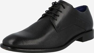 bugatti Businessschuh in schwarz, Produktansicht